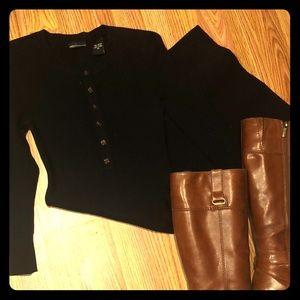 Moda International Henley Style Dress